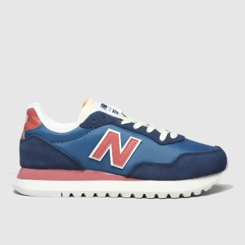 New Balance Navy 527 c2namevalue::Womens Trainers