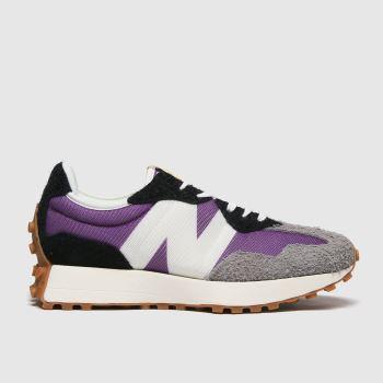 New balance Violett 327 V1 Damen Sneaker
