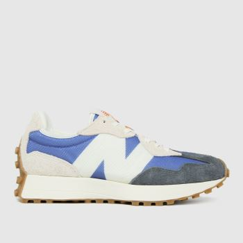 New balance Blue Nb 327 Womens Trainers