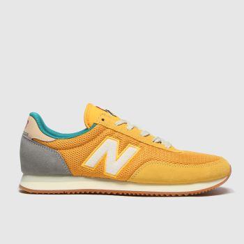 New balance Gelb 720 Damen Sneaker