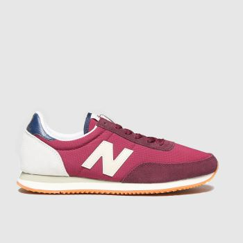 New balance Burgundy 720 Womens Trainers
