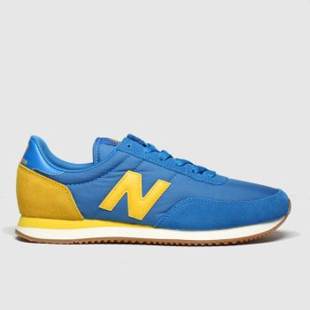 New Balance Blue 720 Womens Trainers#