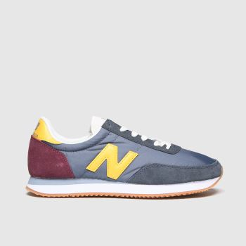 New balance Navy 720 Womens Trainers