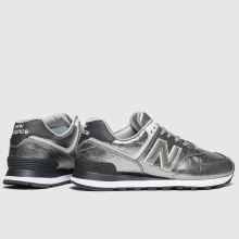 New Balance 574 metallic 1
