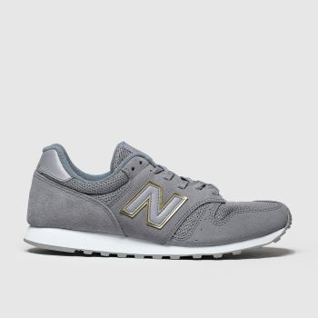 New Balance Grey 373 c2namevalue::Womens Trainers