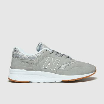 New balance Light Grey Cw997 Womens Trainers#