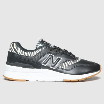 New balance Black & White Cw997 Womens Trainers