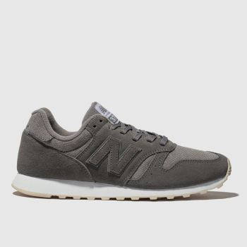 New Balance Dark Grey 373 Womens Trainers