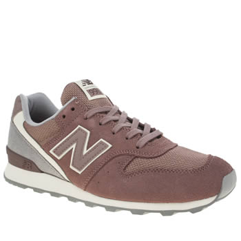 new balance pink 996 trainers