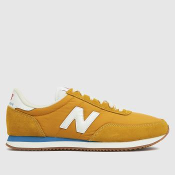 New balance Yellow 720 Womens Trainers