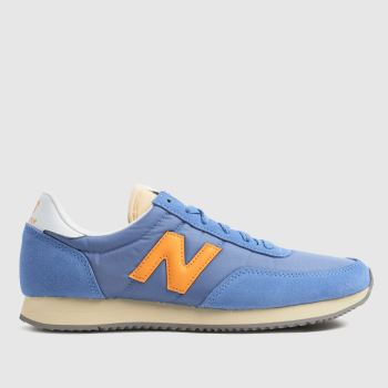 New balance Pale Blue 720 Womens Trainers