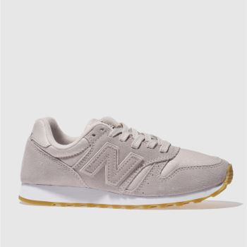 New Balance Pale Pink 373 Womens Trainers