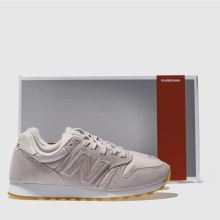 new balance pale pink 373 trainers