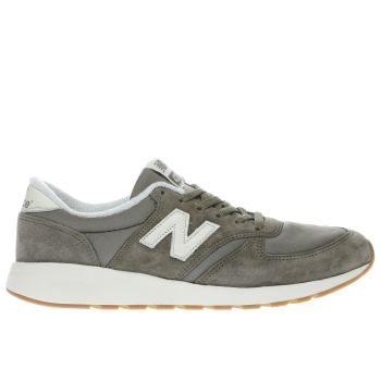 New Balance Khaki 420 Womens Trainers