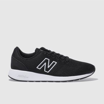New Balance Black 420 Womens Trainers
