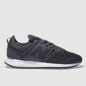 New Balance Dark Grey 247 CLASSIC Trainers