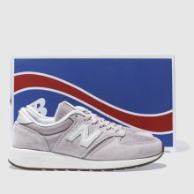 New Balance 420 rev lite suede 1