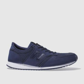 New Balance Navy 420 Womens Trainers