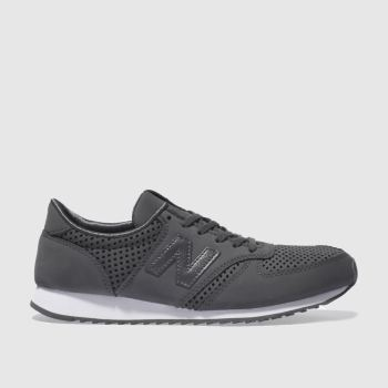 New Balance Dark Grey 420 Trainers