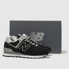 New Balance 574 suede 1
