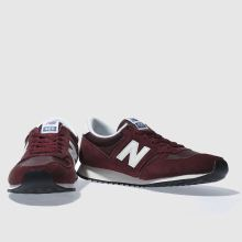 New Balance 420 suede 1