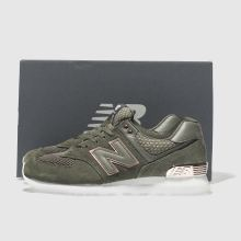 New Balance 574 v2 metallic 1