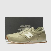 New Balance 420 v1 canvas 1