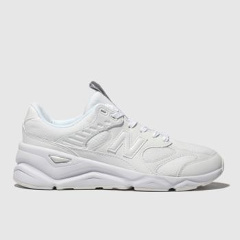 New Balance White X90 Womens Trainers