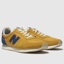 Damen new balance Gelb 220 Sneaker