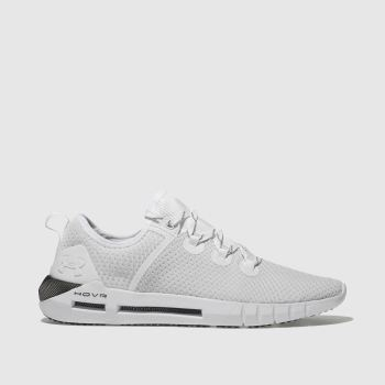 Under Armour White & Black Hovr Slk Womens Trainers