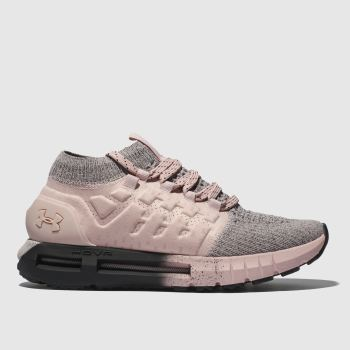 Under Armour Pale Pink Hovr Phantom Nc Womens Trainers