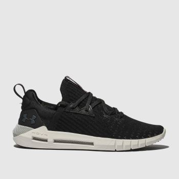 UNDER ARMOUR BLACK HOVR SLK EVO TRAINERS