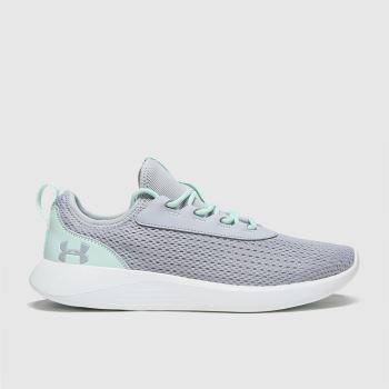 Under Armour Grey Skylar 2 Womens Trainers