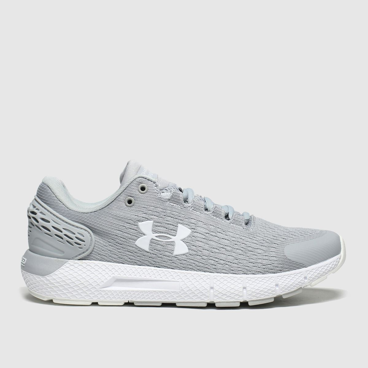 Under Armour Grey Charged Rogue 2 Trainers