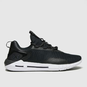 Under Armour Black Hovr Strt Womens Trainers