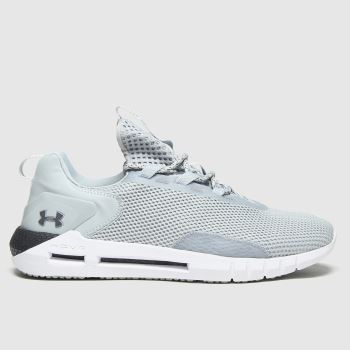 Under Armour Grey Hovr Strt Womens Trainers#