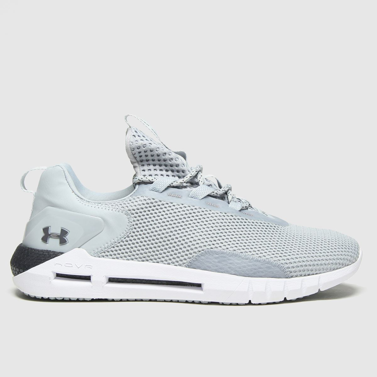 Under Armour Grey Hovr Strt Trainers