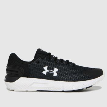 Under Armour Black Charged Rogue 2.5 Womens Trainers