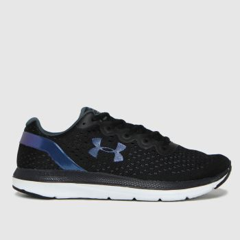 Under Armour Black Charged Impulse Shift Womens Trainers