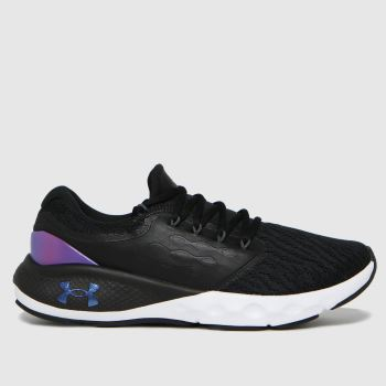 Under Armour Black Charged Vantage Womens Trainers