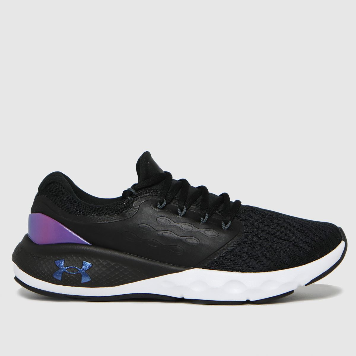 Under Armour Black Charged Vantage Trainers