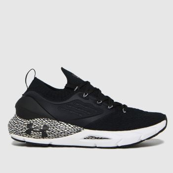 Under Armour Black Hovr Phantom Womens Trainers