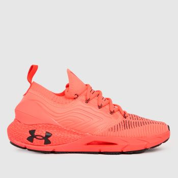 Under Armour Pink Ua Hovr Phantom 2 Inknt Womens Trainers