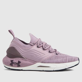 Under Armour Lilac Hovr Phantom 2 Inknt Womens Trainers