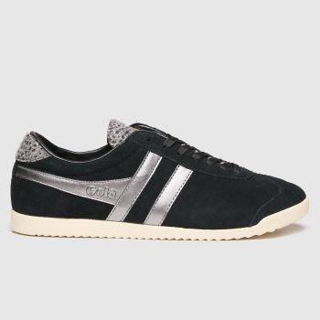Gola Black Bullet Savanna Womens Trainers