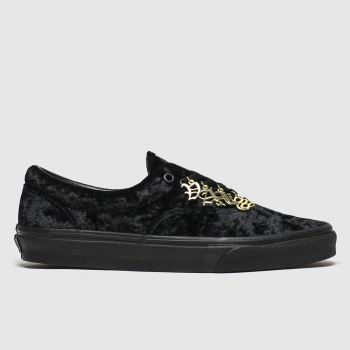 Vans Black & Gold Era Id Womens Trainers
