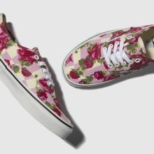 Vans authentic romantic floral 1