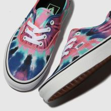 Vans authentic tie dye 1