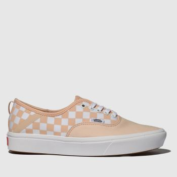 Vans Peach Comfycush Authentic Sf Womens Trainers