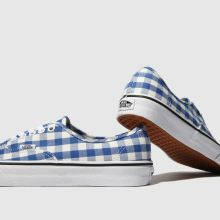 Vans Authentic Gingham 1